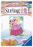Ravensburger 18066 - String it Mini, Pink Princess, Beschäftigung, Handarbeit