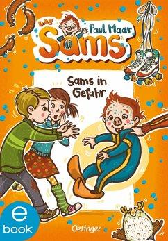 Sams in Gefahr / Das Sams Bd.5 (eBook, ePUB) - Maar, Paul