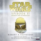 Star Wars(TM) - Episode II - Angriff der Klonkrieger / Star Wars Bd.2 , 2 MP3-CDs (Mängelexemplar)