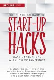 Start-up Hacks (eBook, ePUB)