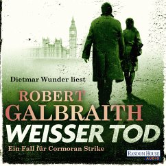 Weißer Tod / Cormoran Strike Bd.4 (MP3-Download) - Galbraith, Robert