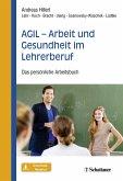 AGIL - Arbeit und Gesundheit im Lehrerberuf (eBook, PDF)