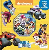 Paw Patrol & Co., Bubble Magnets