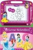 Prinzessinnen Lerne Schreiben, Spielbuch + Zaubertafel