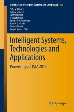 Intelligent Systems, Technologies and Applications