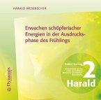 Erwachen schöpferischer Energien in der Ausdrucksphase des Frühlings, 1 Audio-CD