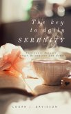 The Key To Daily Serenity (eBook, ePUB)
