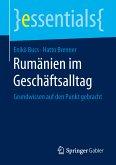 Rumänien im Geschäftsalltag (eBook, PDF)