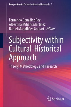 Subjectivity within Cultural-Historical Approach (eBook, PDF)