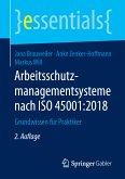 Arbeitsschutzmanagementsysteme nach ISO 45001:2018 (eBook, PDF)
