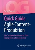 Quick Guide Agile Content-Produktion (eBook, PDF)