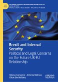 Brexit and Internal Security (eBook, PDF)