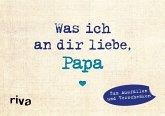 Was ich an dir liebe, Papa - Miniversion