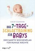 Das 7-Tage-Schlaftraining für Babys