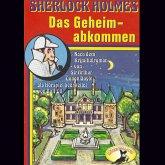 Sherlock Holmes, Das Geheimabkommen (MP3-Download)