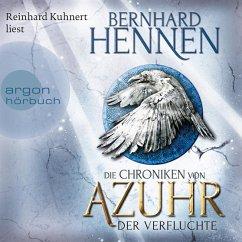 Der Verfluchte / Die Chroniken von Azuhr Bd.1 (MP3-Download) - Hennen, Bernhard