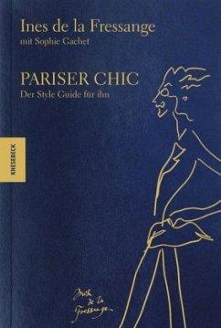Pariser Chic (Mängelexemplar) - Fressange, Inès de la; Gachet, Sophie