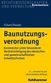 Baunutzungsverordnung (eBook, ePUB)