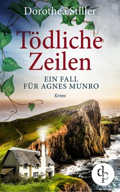 Tödliche Zeilen (Krimi, Cosy Crime) (eBook, ePUB) - Stiller, Dorothea