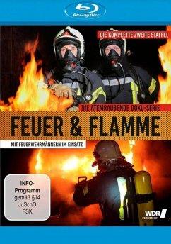 Feuer und Flamme - Mit Feuerwehrmännern im Einsatz - Staffel 2 - Feuer Und Flamme-Mit Feuerwehrmae