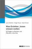 Was Erzieher_innen wissen wollen (eBook, PDF)