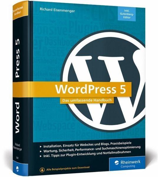 WordPress 5 von Richard Eisenmenger