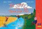 The story of the three little pigs, Englisch / Deutsch / Spanisch\Die Geschichte von den drei kleinen Schweinchen\El cuento de los tres cerditos