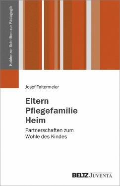 Eltern, Pflegefamilie, Heim (eBook, PDF) - Faltermeier, Josef