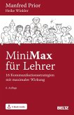 MiniMax für Lehrer (eBook, PDF)