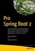 Pro Spring Boot 2 (eBook, PDF)