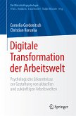 Digitale Transformation der Arbeitswelt (eBook, PDF)