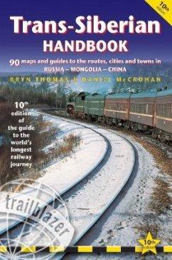 Trans-Siberian Handbook - Bryn, Thomas; McCrohan, Daniel