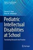 Pediatric Intellectual Disabilities at School (eBook, PDF)