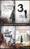 Der Angstmann & Tausend Teufel & Vergessene Seelen / Max Heller Bd.1-3 (eBook, ePUB)