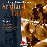 Die größten Fälle von Scotland Yard, Folge 37: Sniper (MP3-Download)