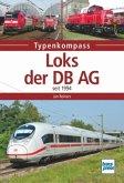 Loks der DB AG seit 1994 (Mängelexemplar)