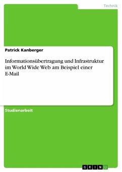 Informationsübertragung und Infrastruktur im World Wide Web am Beispiel einer E-Mail (eBook, PDF)