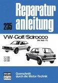 VW-Golf / Scirocco (bis Sept. 77) (Mängelexemplar)