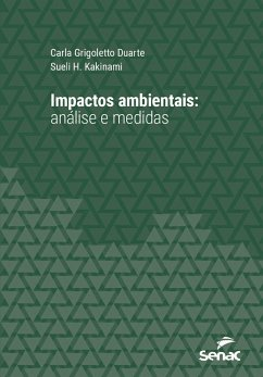 Impactos ambientais (eBook, ePUB) - Duarte, Carla Grigoletto; Kakinami, Sueli H.