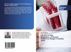 CA 15-3 & PSA; Evaluation of Normal Reference Range in Healthy Adult