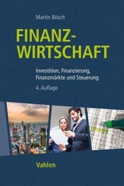 Finanzwirtschaft - Bösch, Martin