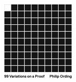 99 Variations on a Proof (eBook, PDF)
