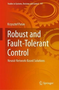 Robust and Fault-Tolerant Control - Patan, Krzysztof