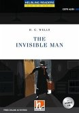 The Invisible Man, mit 1 Audio-CD