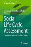 Social Life Cycle Assessment (eBook, PDF)