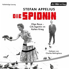 Die Spionin (MP3-Download) - Appelius, Stefan
