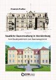 Staatliche Bauverwaltung in Mecklenburg (eBook, PDF)