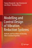 Modelling and Control Design of Vibration Reduction Systems (eBook, PDF)