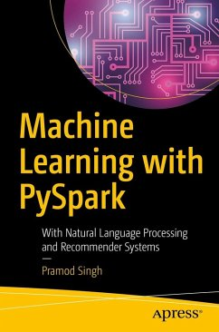 Machine Learning with PySpark (eBook, PDF) - Singh, Pramod