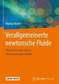 Verallgemeinerte newtonsche Fluide (eBook, PDF)